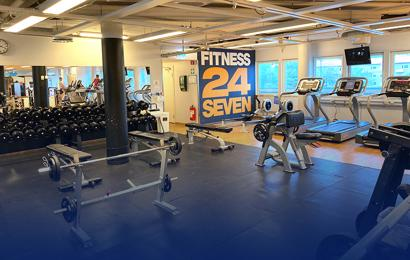 Gym Fruängen